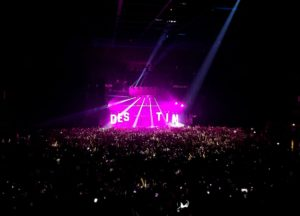 Concert Ninho Toulouse 2019